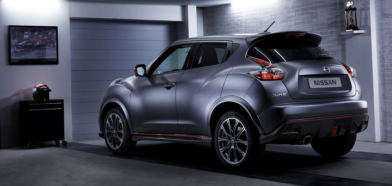 2019 Nissan Juke Nismo RS photo - 3