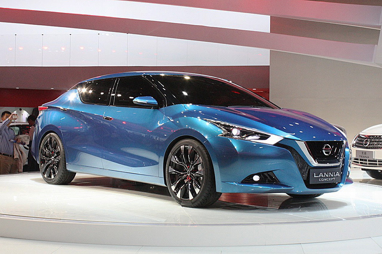 2019 Nissan Lannia Concept photo - 2