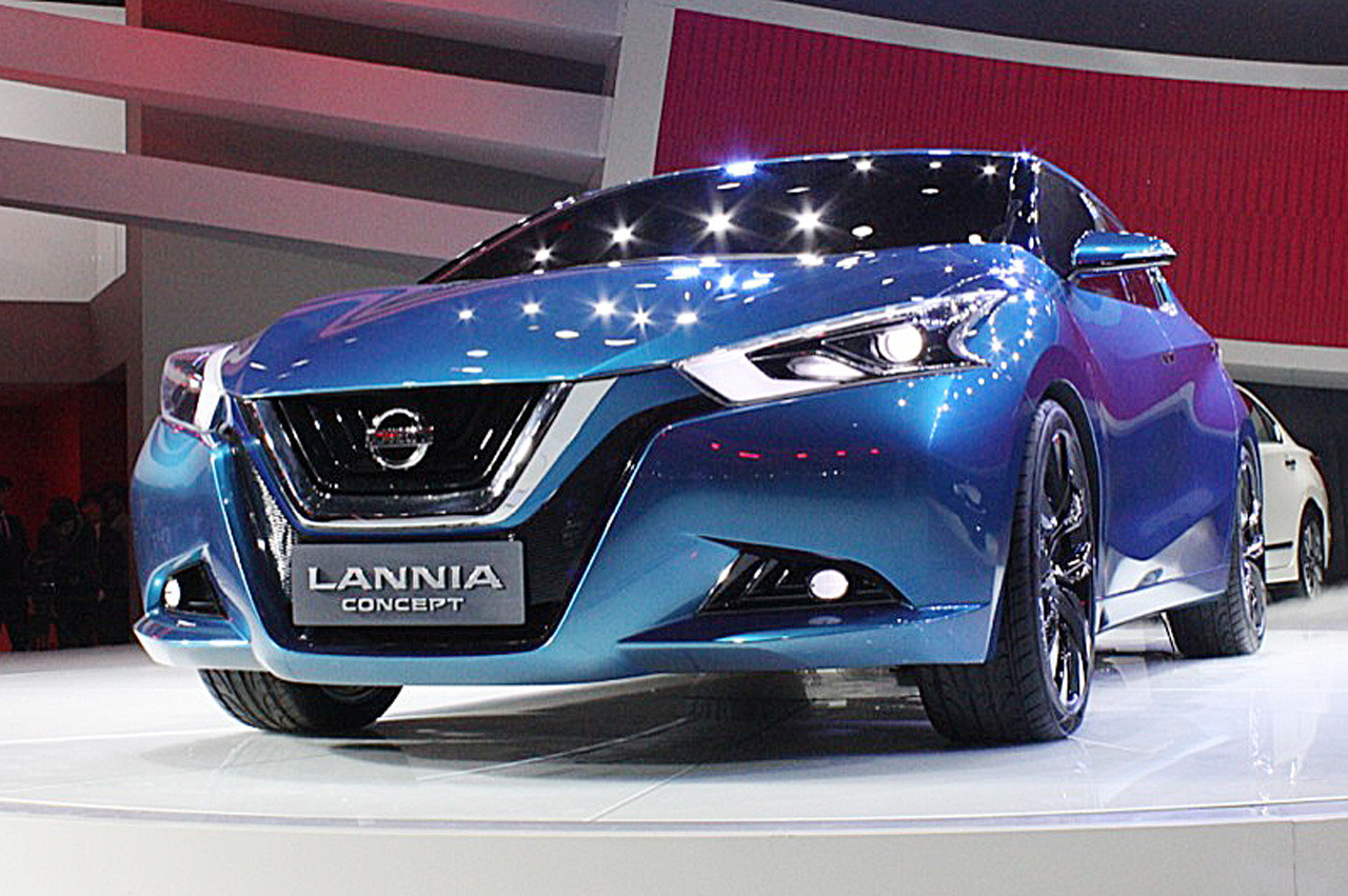 2019 Nissan Lannia Concept photo - 5