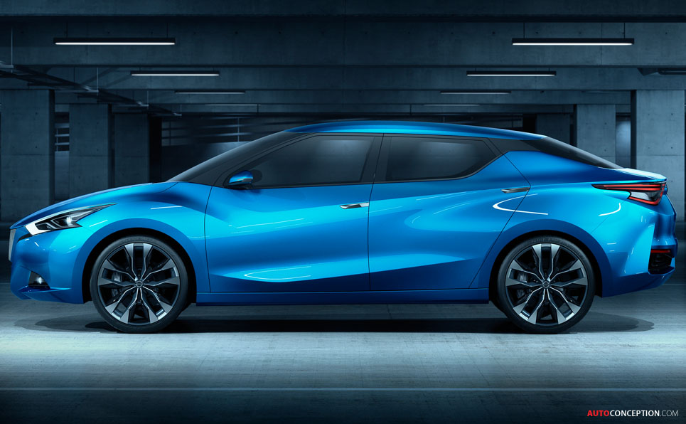 2019 Nissan Lannia Concept photo - 6