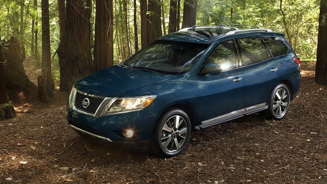2019 Nissan Pathfinder Concept photo - 2