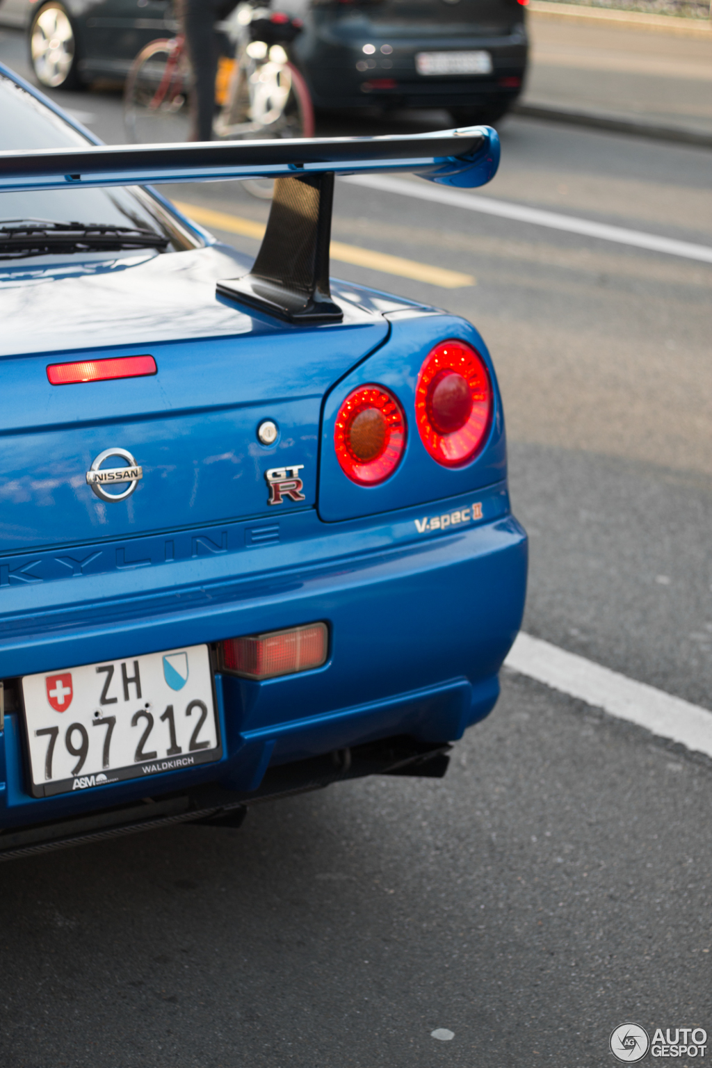 2019 Nissan Skyline GT R V spec II photo - 4