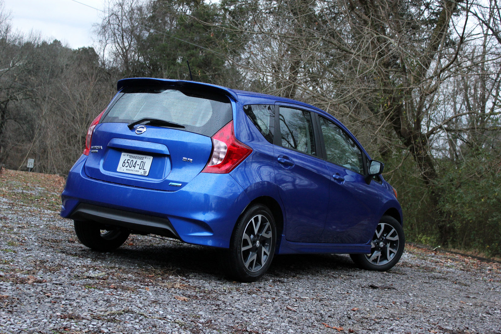 2019 Nissan Versa Note SR photo - 5