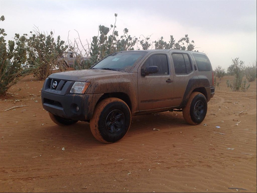 2019 Nissan Xterra photo - 4