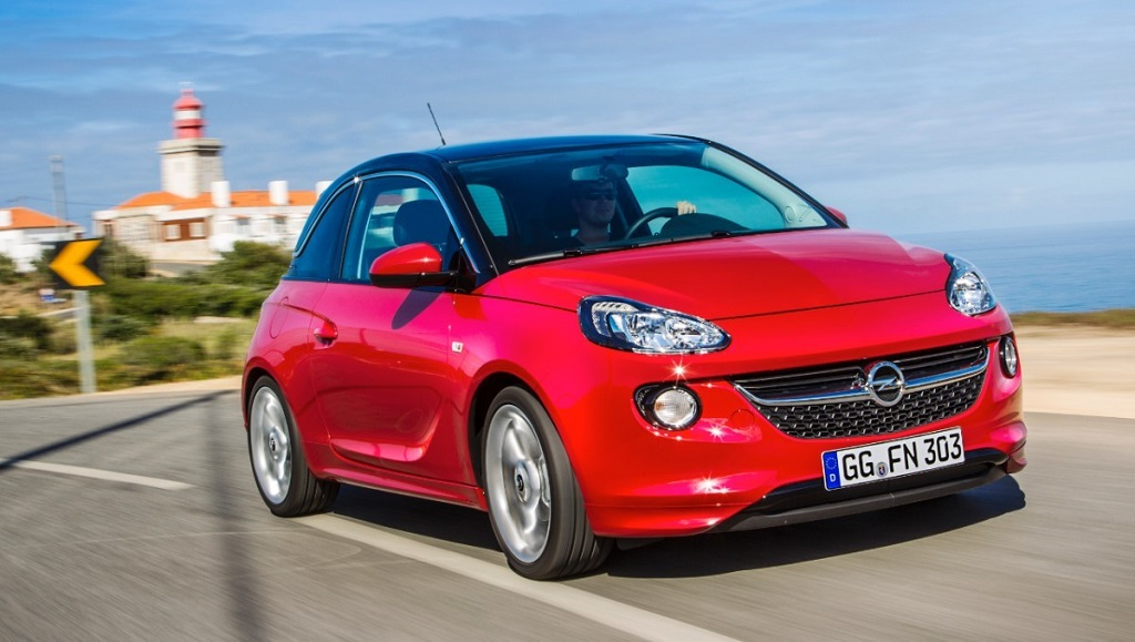 2019 Opel Adam photo - 1