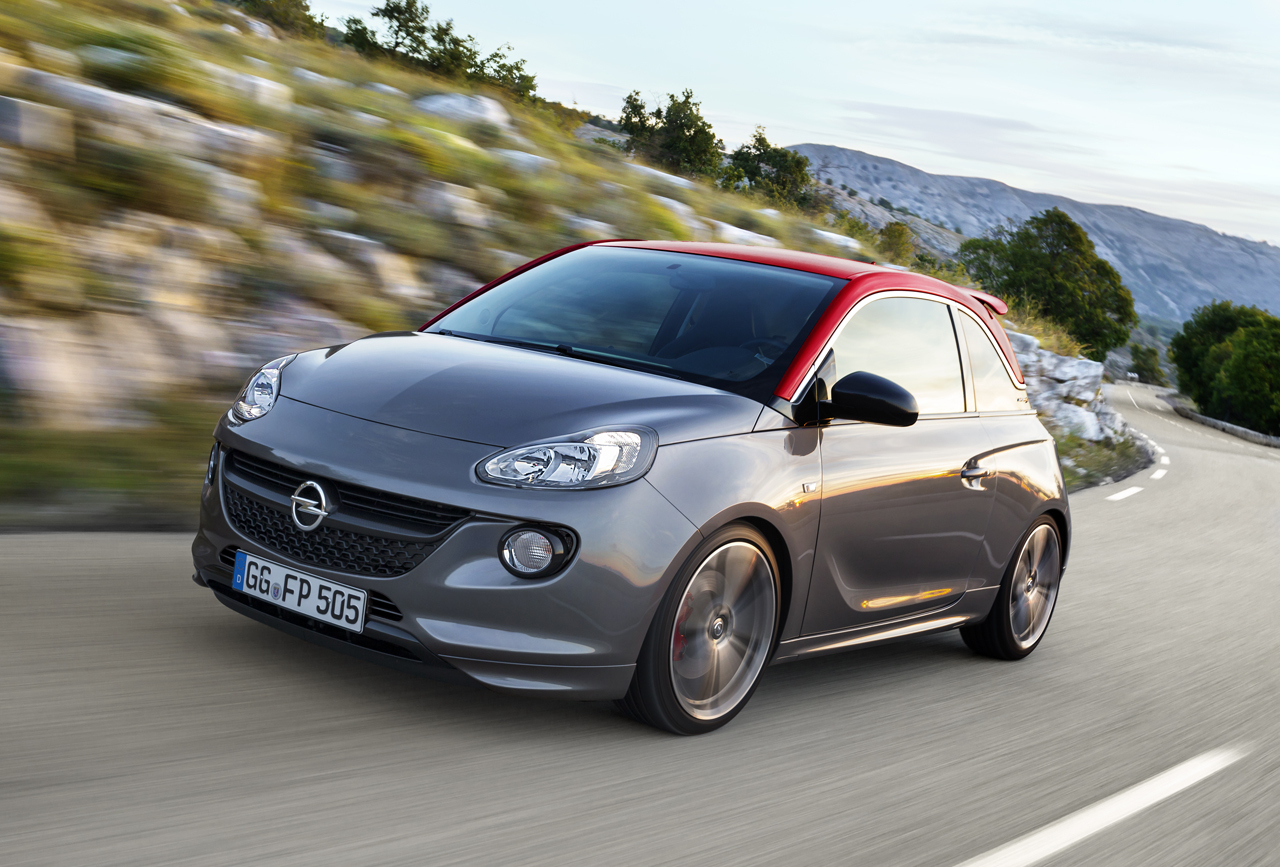 2019 Opel Adam photo - 2