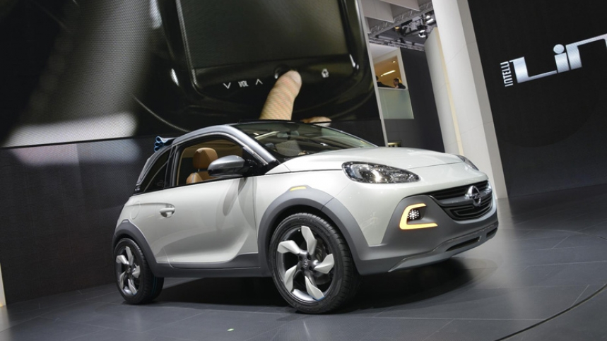 2019 Opel Adam Rocks Concept photo - 3