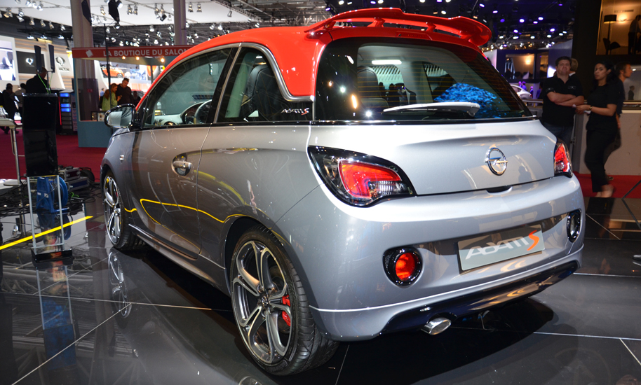 2019 Opel Adam S photo - 3