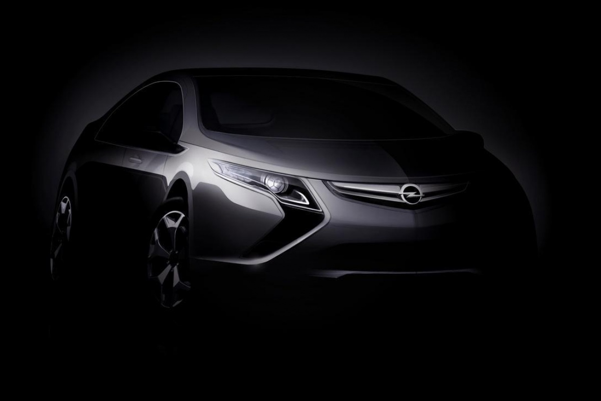 2019 Opel Ampera photo - 1