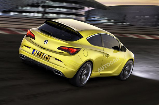 2019 Opel Astra GTC photo - 5