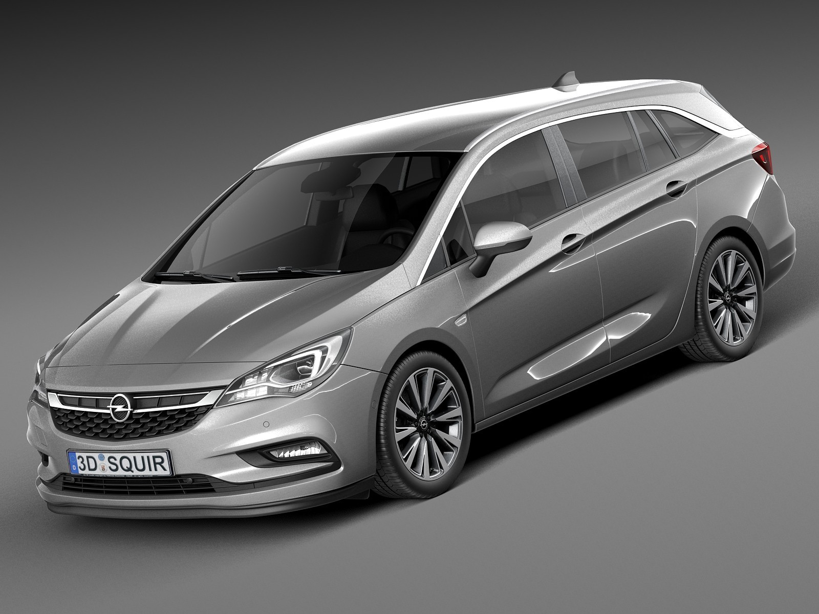 2019 Opel Astra Sports Tourer photo - 4