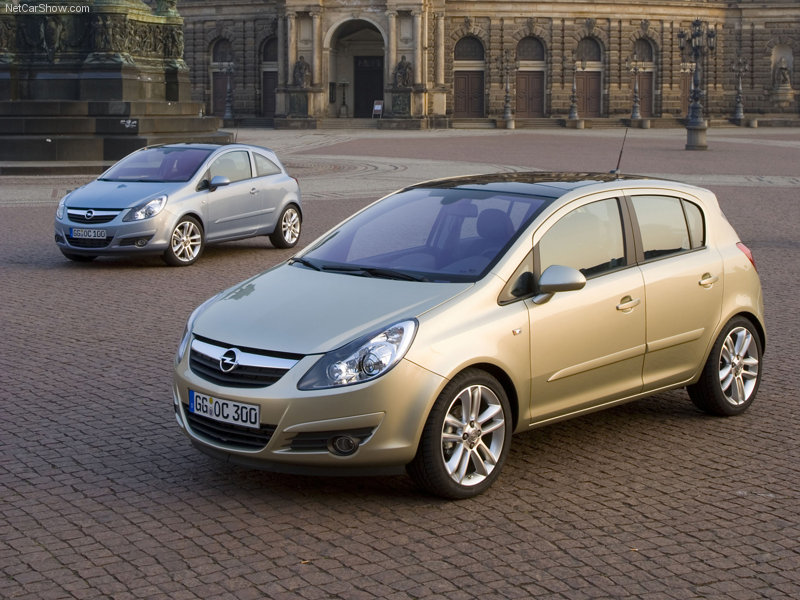 2019 Opel Corsa 5 door photo - 5