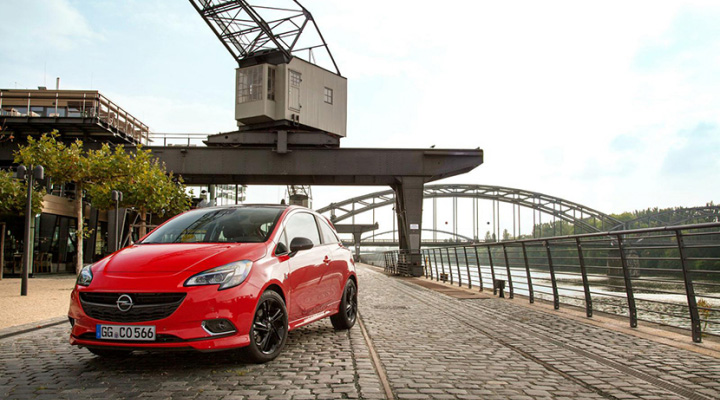 2019 Opel Corsa OPC photo - 1