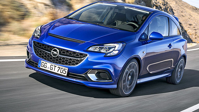 2019 Opel Corsa OPC photo - 2