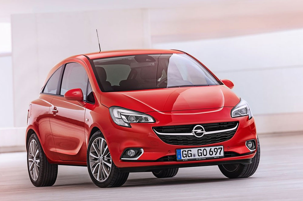 2019 Opel Corsa OPC photo - 4