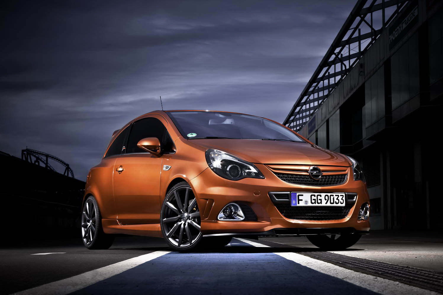 2019 Opel Corsa OPC Nurburgring Edition photo - 1