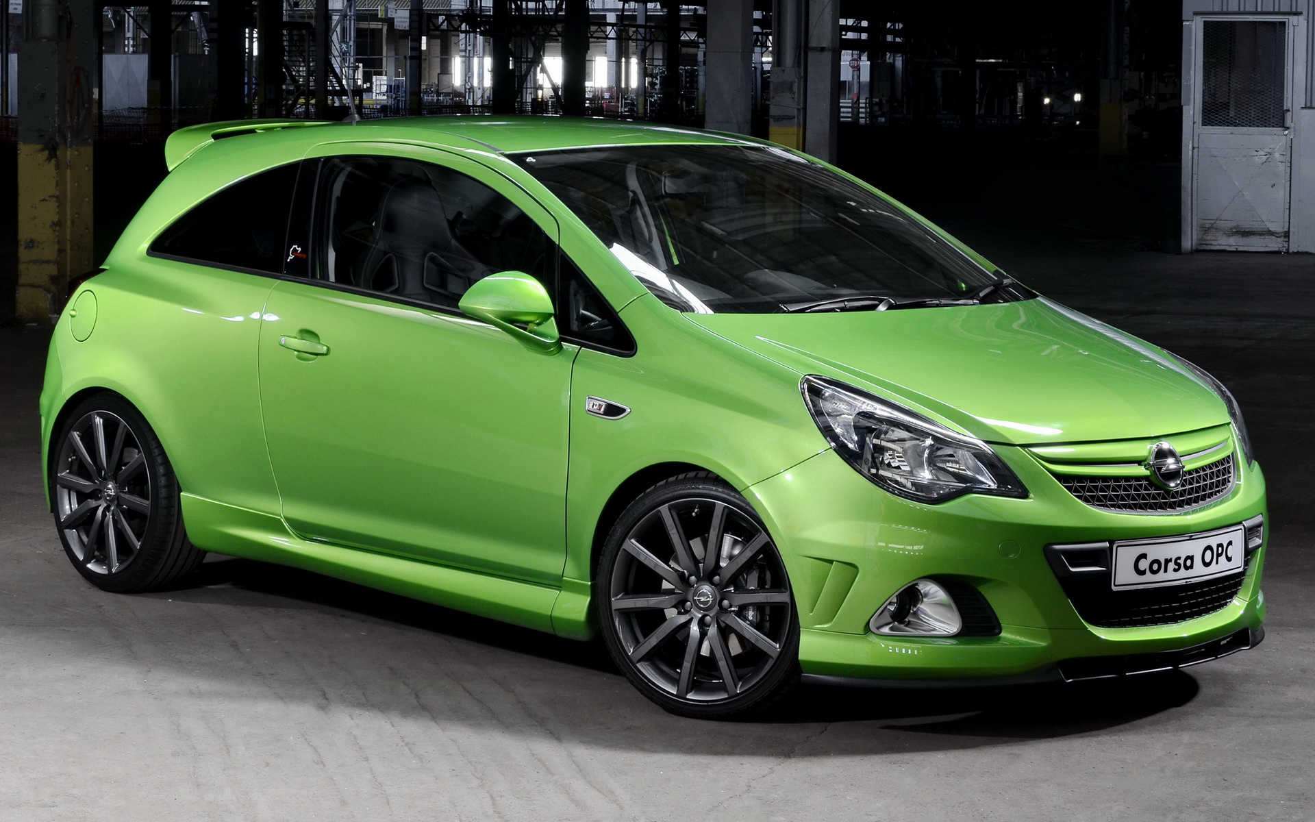 2019 Opel Corsa OPC Nurburgring Edition photo - 4