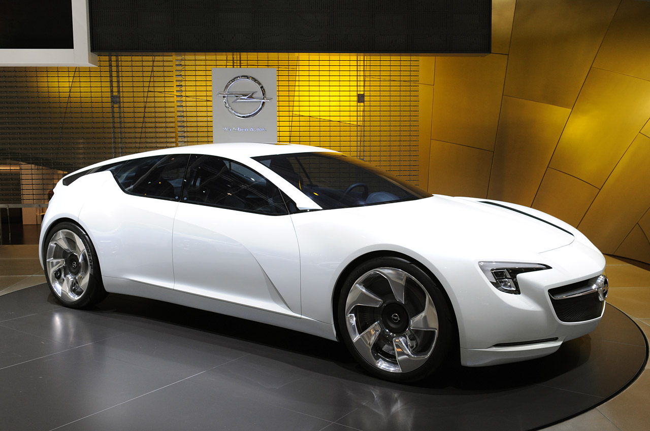 2019 Opel Flextreme Concept photo - 1