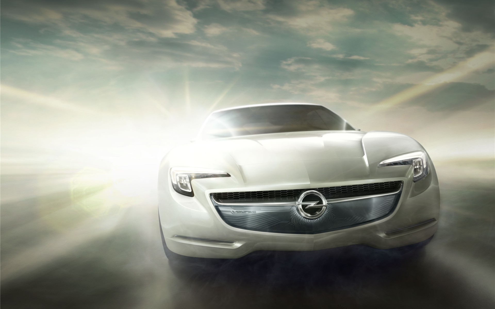 2019 Opel Flextreme Concept photo - 3