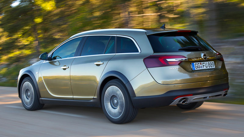 2019 Opel Insignia Country Tourer photo - 1