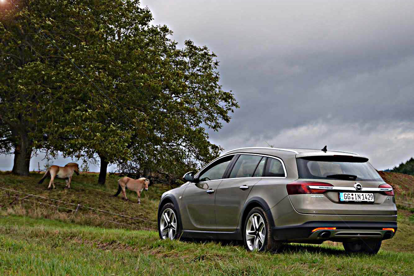 2019 Opel Insignia Country Tourer photo - 6