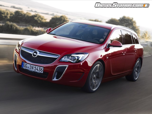 2019 Opel Insignia Opc Sports Tourer Car Photos Catalog 2019