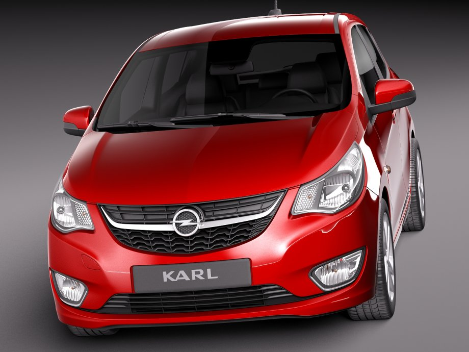2019 Opel Karl photo - 1
