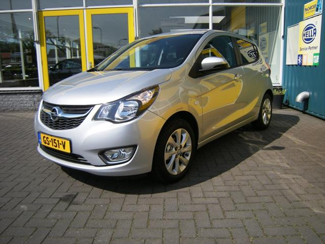 2019 Opel Karl photo - 4
