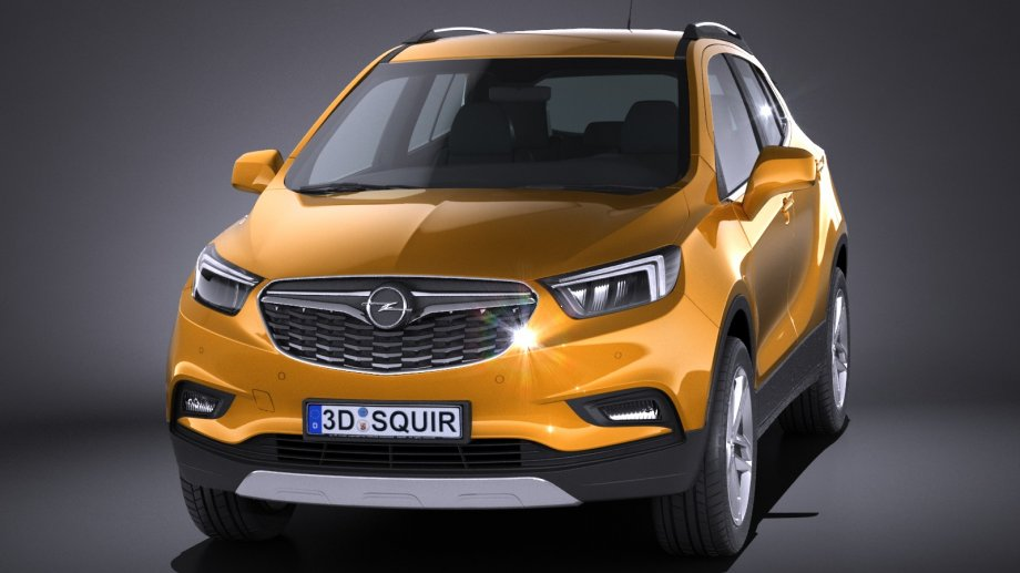 2019 Opel Mokka photo - 1