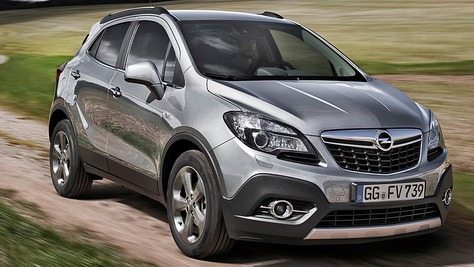 2019 Opel Mokka photo - 2