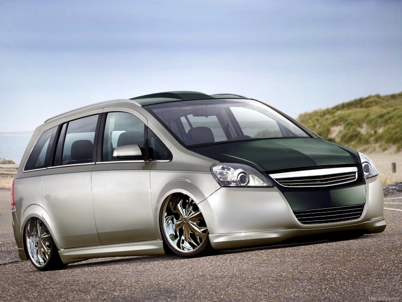 2019 Opel Zafira photo - 4
