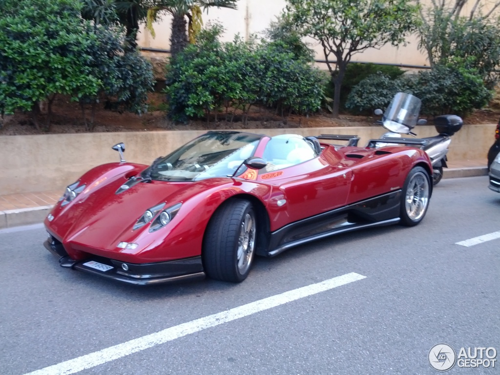 2019 Pagani Zonda C12 S Roadster photo - 2