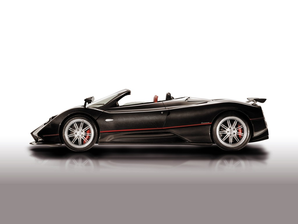 2019 Pagani Zonda Roadster F photo - 1