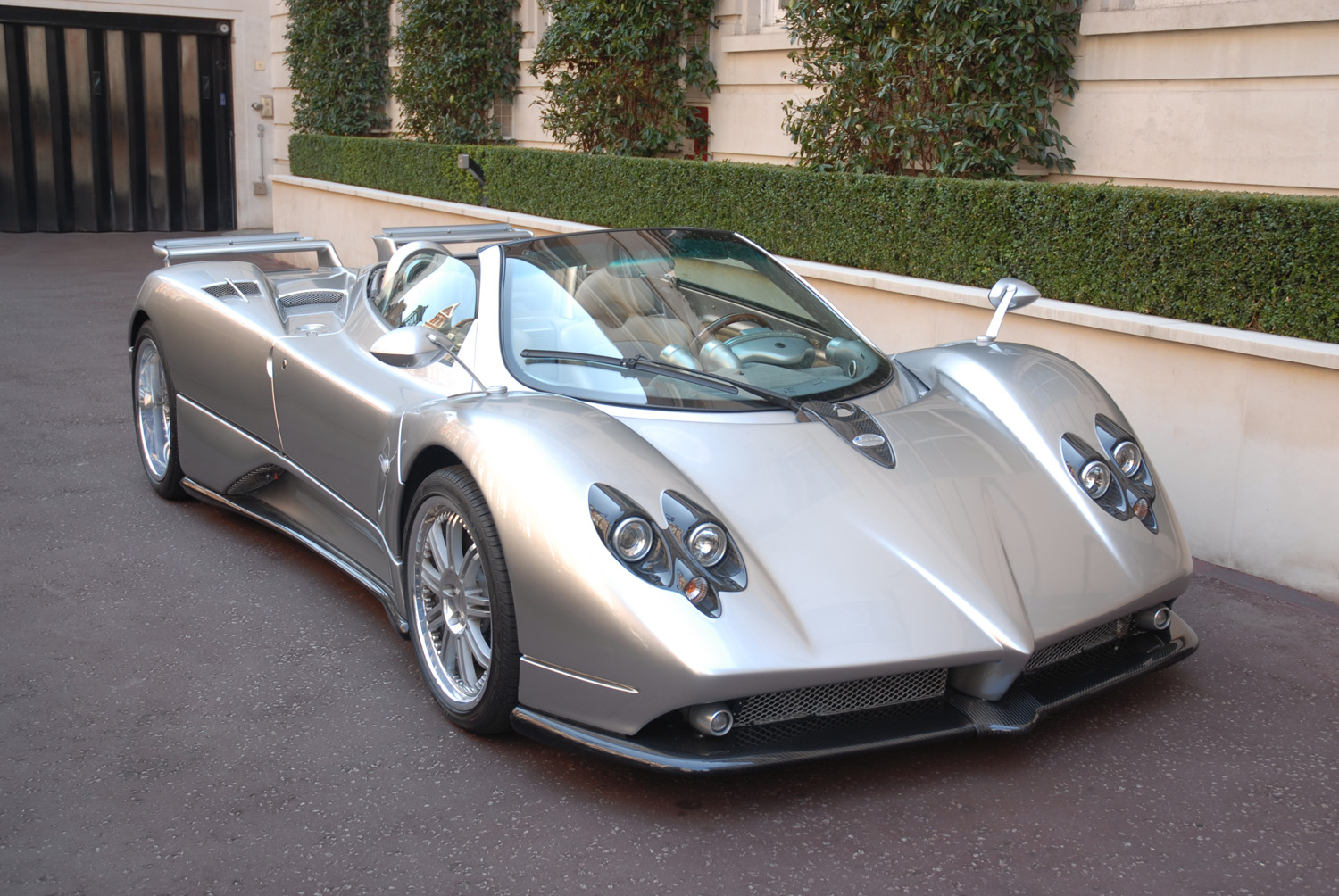 2019 Pagani Zonda Roadster F photo - 2