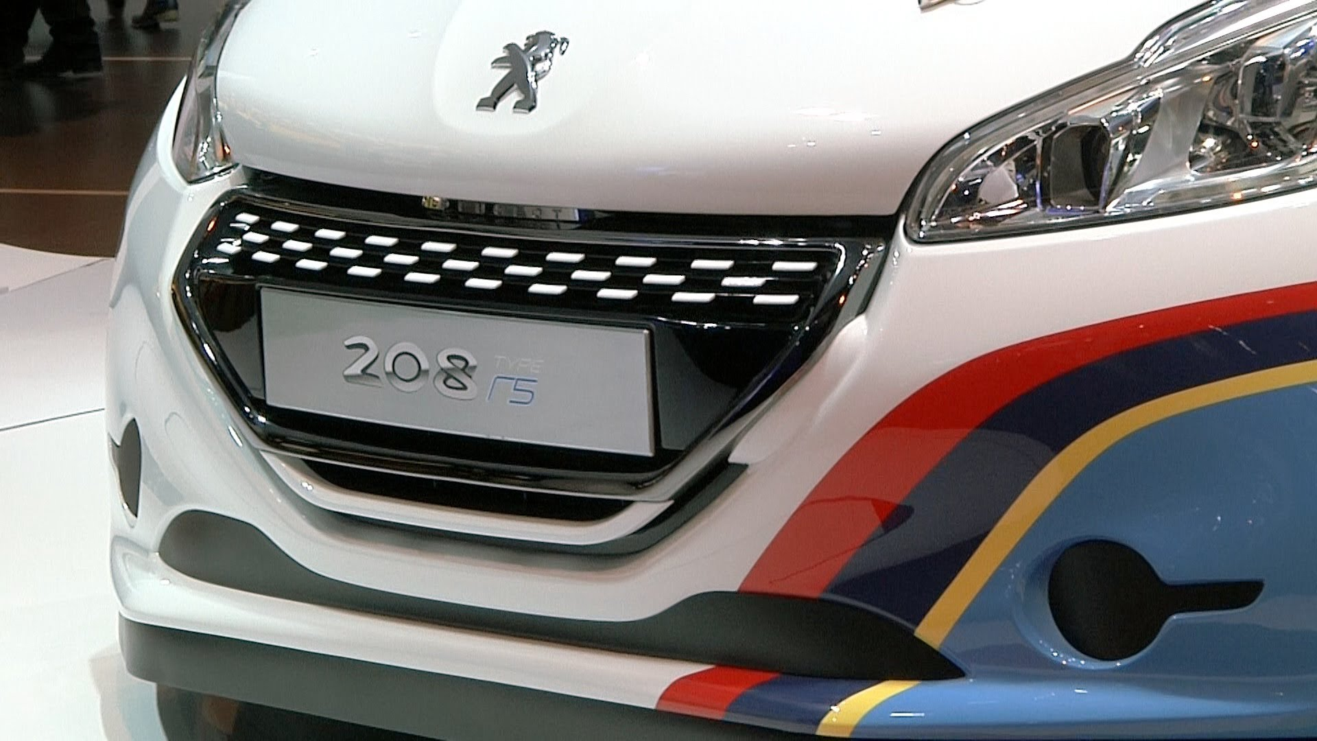 2019 Peugeot 208 R5 Rally car photo - 4
