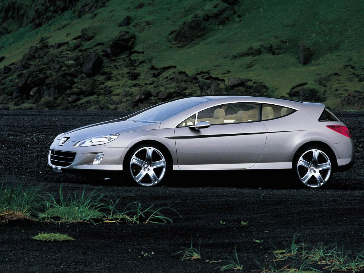2019 Peugeot 407 Elixir Concept photo - 4