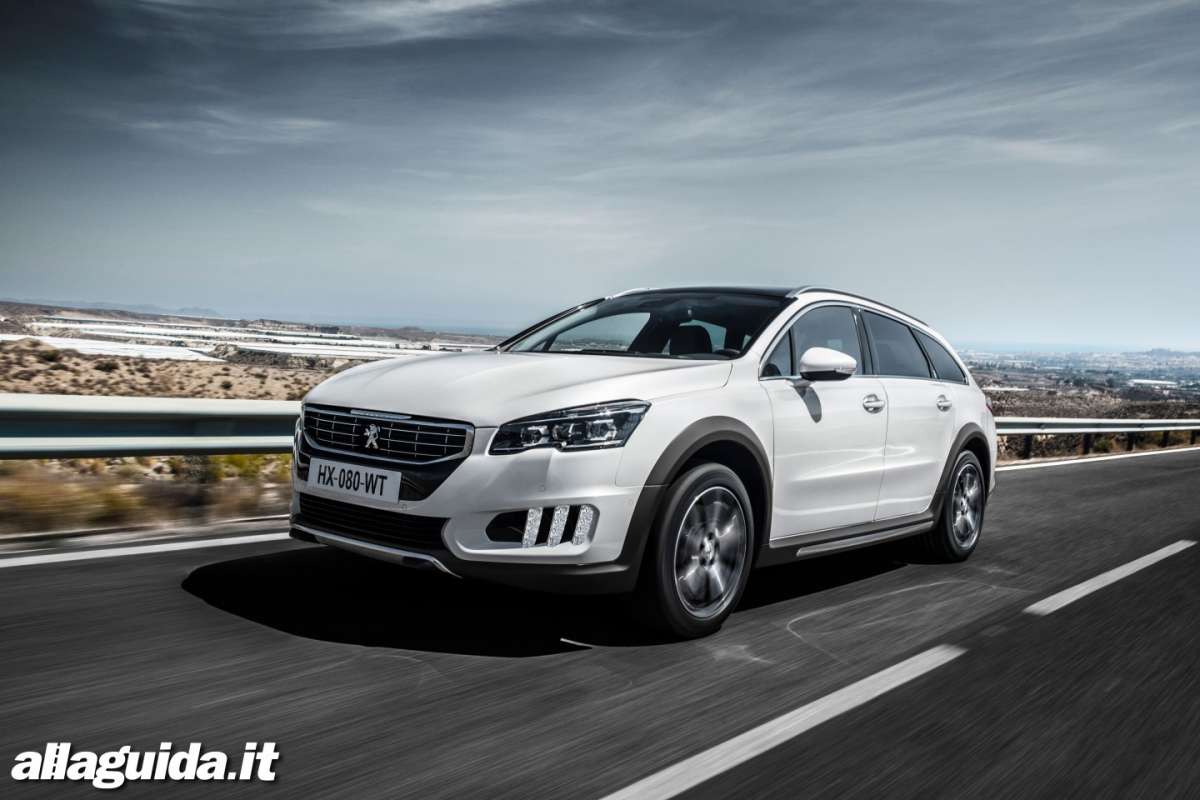 2019 Peugeot 508 RXH Car Photos Catalog 2018