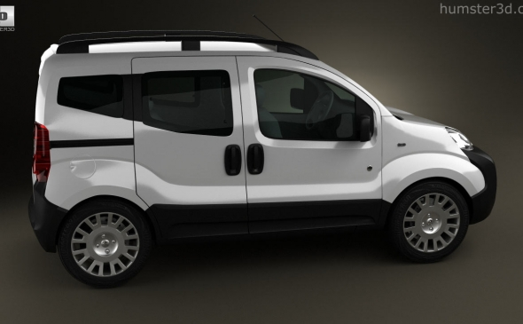 2019 Peugeot Bipper Tepee photo - 2