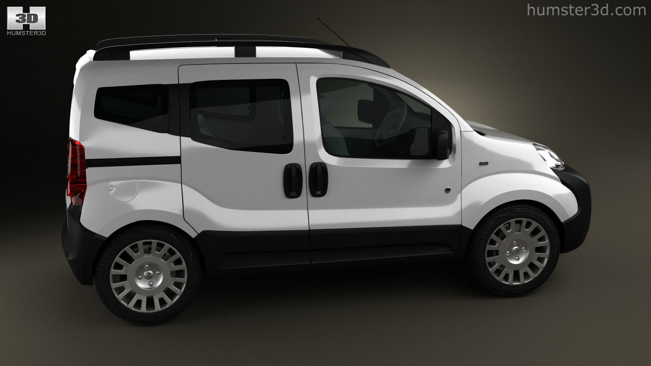 2019 Peugeot Bipper Tepee photo - 3
