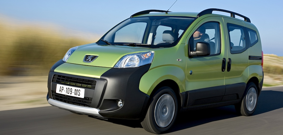 2019 Peugeot Bipper Tepee photo - 5