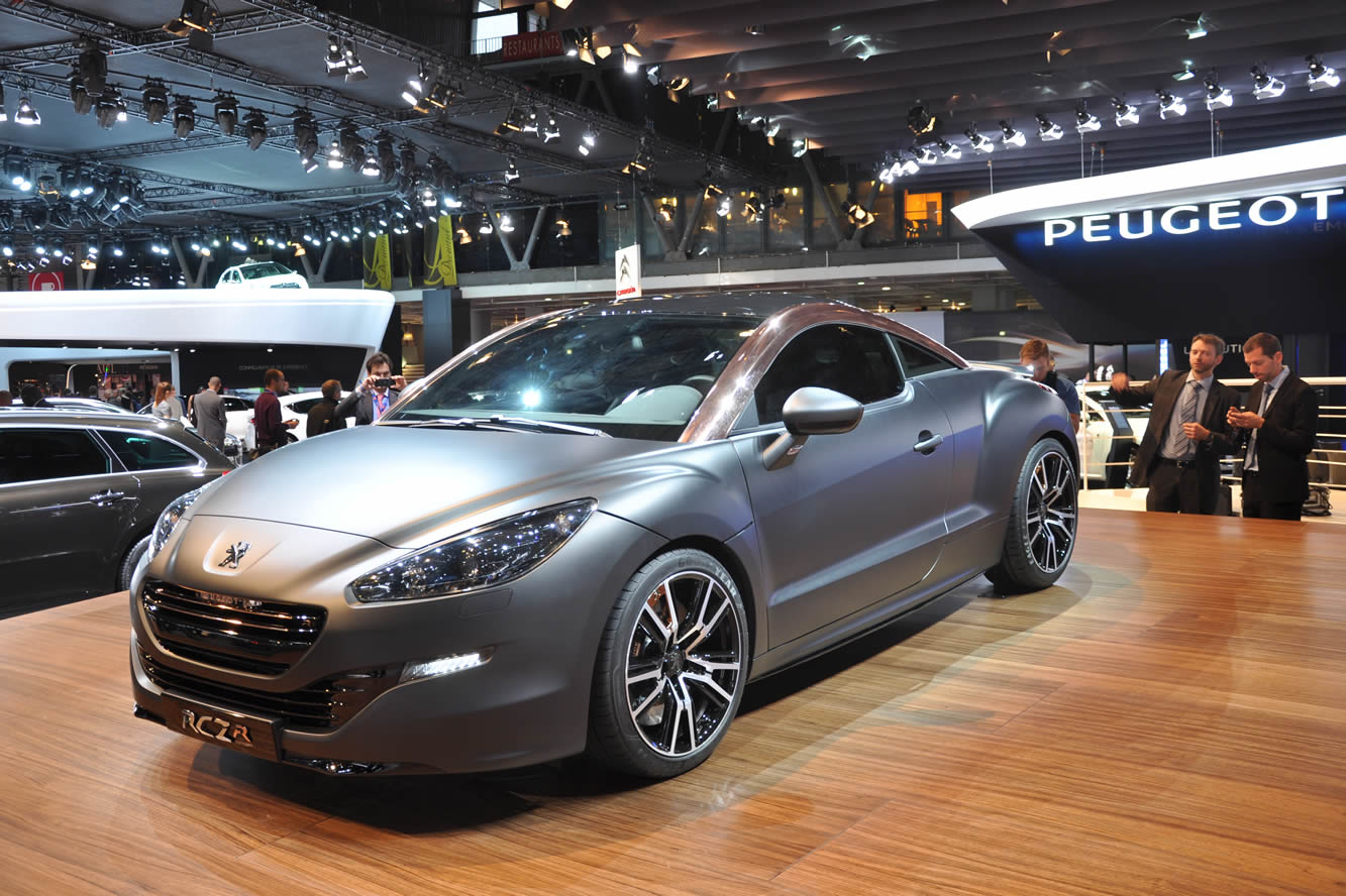 2019 Peugeot Rcz R Concept Car Photos Catalog 2019