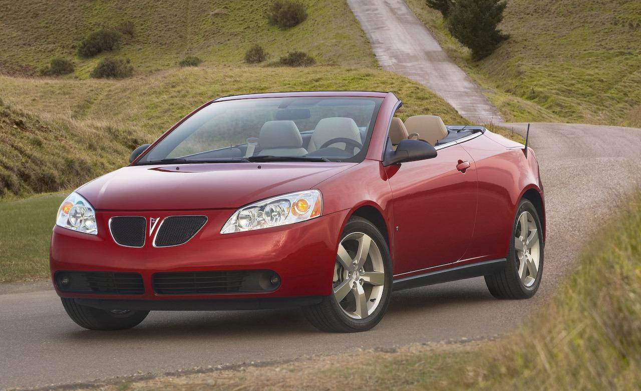 2019 Pontiac G6 GTP Convertible photo - 2