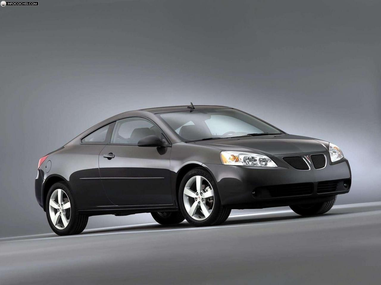 2019 Pontiac G6 GTP Coupe photo - 4