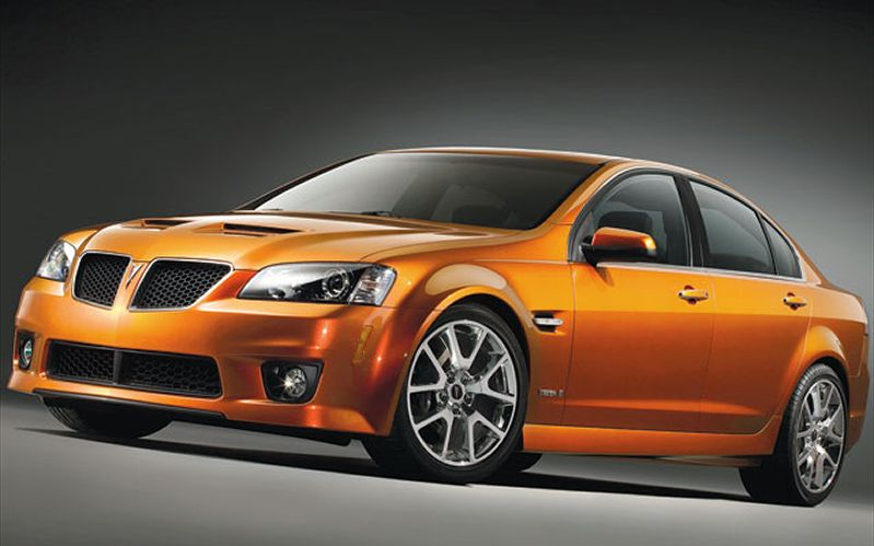 2019 Pontiac G8 Sport Truck photo - 2