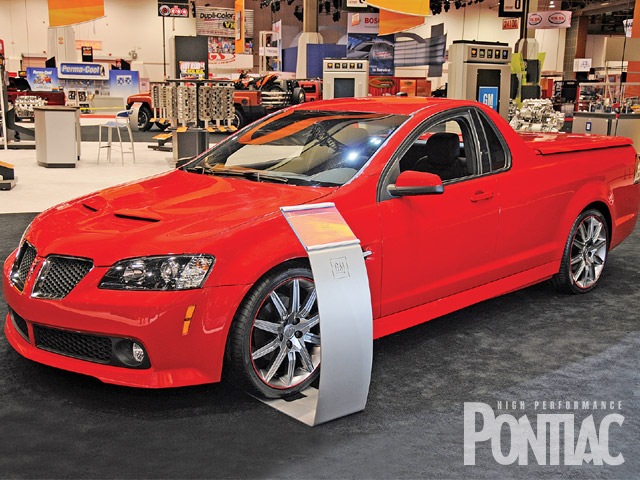 2019 Pontiac G8 Sport Truck photo - 5
