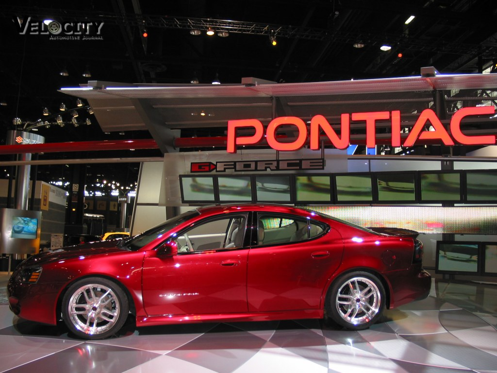2019 Pontiac Grand Prix G Force Concept Car Photos