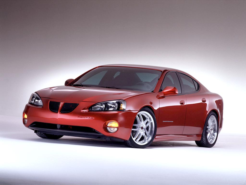 2019 Pontiac Grand Prix G Force Concept photo - 6