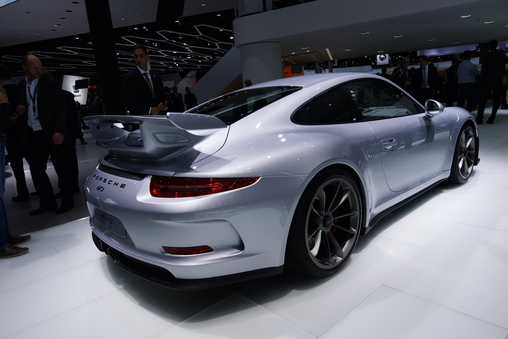 2019 Porsche 911 50 Years Edition photo - 3