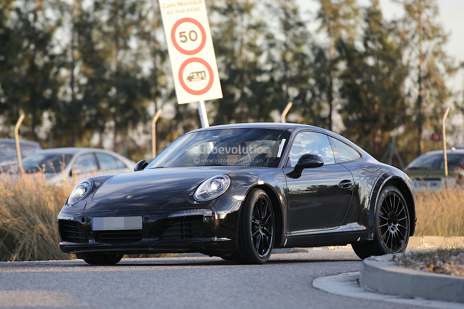 2019 Porsche 911 Carrera photo - 3