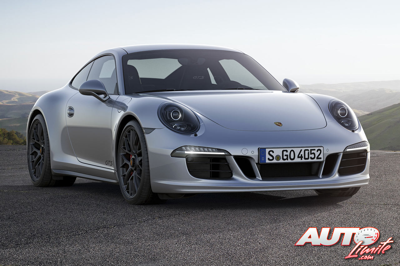 2019 Porsche 911 Carrera 4 GTS photo - 3